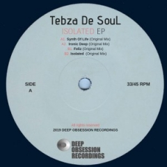Tebza De SouL - Feliz (Dub Mix)